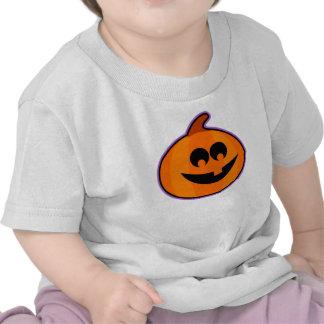 Camisa feliz del niño de la Jack-O-Linterna