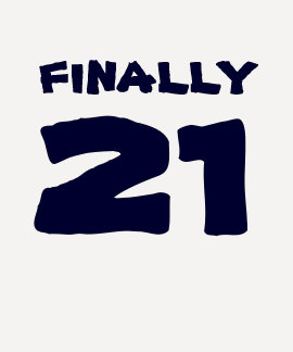 Camisa finalmente 21