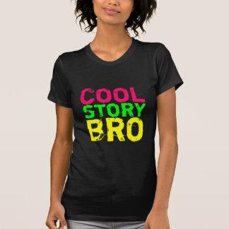 Camisa fresca de Bro de la historia