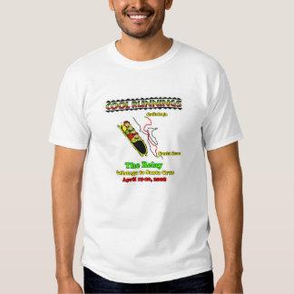 Camisa fresca de los funcionamientos (manga larga)