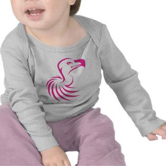 Camisa fresca del logotipo del buitre de la camisa