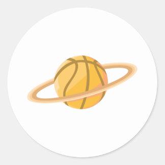 Camisa fresca del logotipo del icono del pegatina redonda