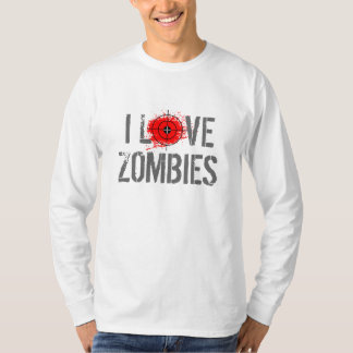 Camisa fresca del zombi
