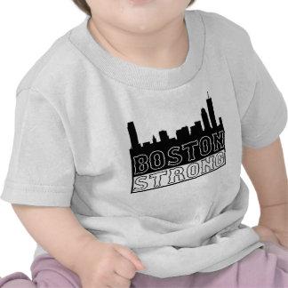 Camisa fuerte de Boston