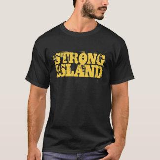 Camisa fuerte de la isla