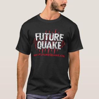 Camisa futura clásica de la oscuridad del logotipo