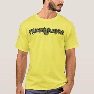 Camisa futura del logotipo del mutante