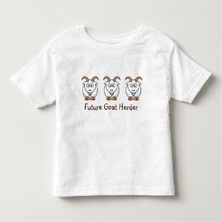 Camisa futura del pastor de la cabra