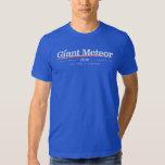 Camisa gigante 2016 del meteorito