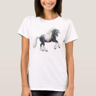 Camisa gitana de la muñeca del caballo de Vanner