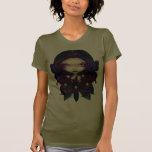 Camisa gótica de hadas de la flor de la orquídea n