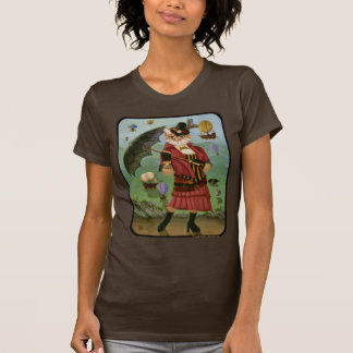 Camisa gótica del arte de la fantasía del