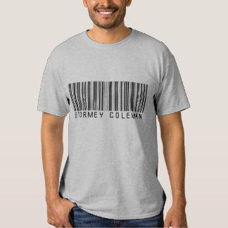 Camisa gris del logotipo de Stormey Coleman