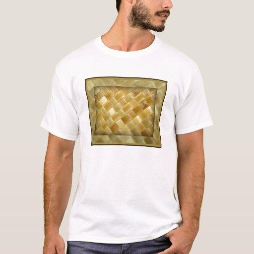 Camisa hecha a mano filipina del diseño que teje