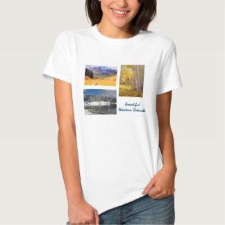 Camisa hermosa de la galería de fotos de Colorado