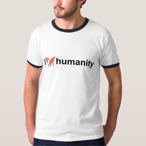 Camisa - humanidad del amor de I
