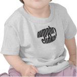 camisa humphry del bebé de la escoria