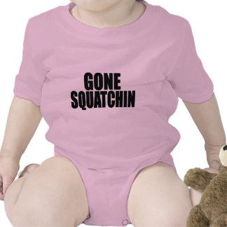 Camisa IDA Bobo FindingBigfoot de SQUATCHIN
