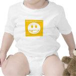 Camisa impresionante del bebé del diente