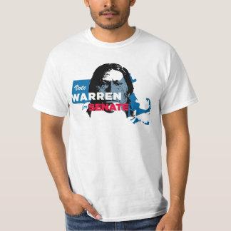 Camisa india de la parodia de Elizabeth Warren