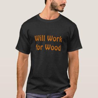 Camisa inestimable de los carpinteros