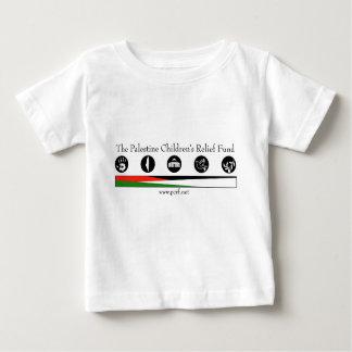 Camisa infantil del orgullo de PCRF