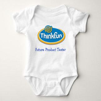 "Camisa infantil del ""probador futuro del producto"""
