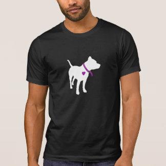 Camisa intrínsecamente peligrosa del perro del