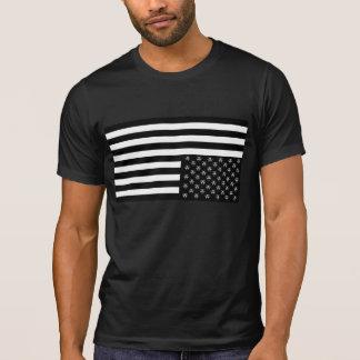Camisa invertida de la bandera de 50 del BioHazard