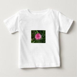 Camisa Jocelyn Burke del bebé del rosa del botón