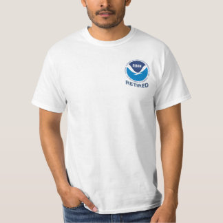 Camisa jubilada NOAA