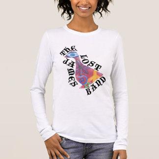 Camisa larga de la manga LJB de las señoras
