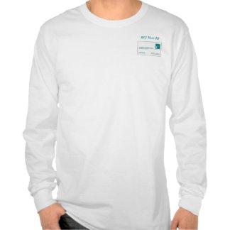 Camisa largo-envuelta name/IPT de la identificació