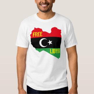 Camisa libre de Libia