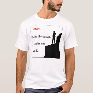 Camisa ligera del PSA del caramelo