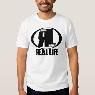 Camisa ligera - emblema de la vida real