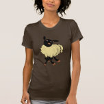 Camisa linda de las ovejas