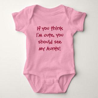 Camisa linda de las tías
