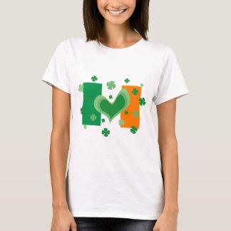 Camisa linda del día del St Patricks con la