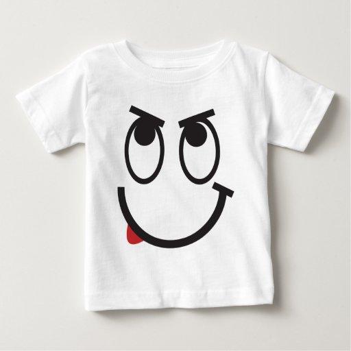 Camisa linda del dibujo animado para los niños