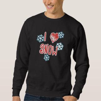 Camisa linda del invierno de la nieve I (del