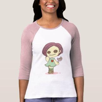 camisa linda del zombi