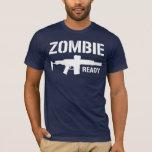 ¡Camisa lista del zombi! Playera