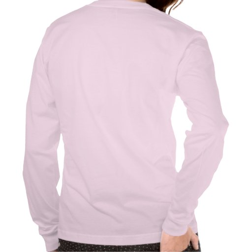 camisa longsleeved del amor