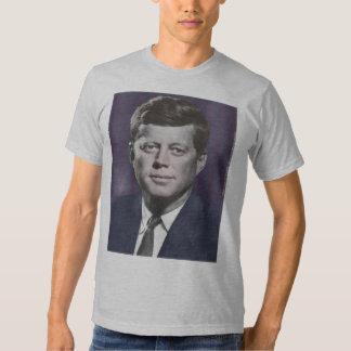 Camisa maravillosa de JFK