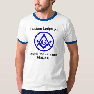 Camisa masónica de encargo de la casa de campo