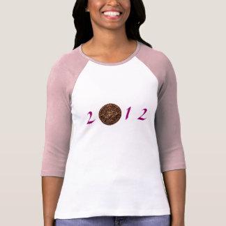 Camisa maya de la profecía de los tiempos del