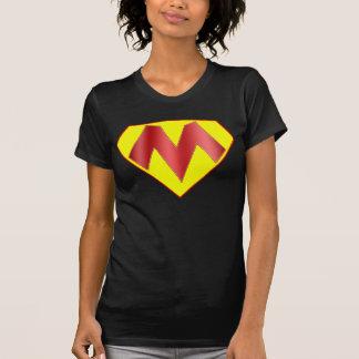 Camisa menuda de las señoras MightyMorph