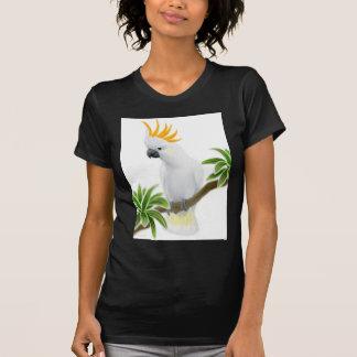 Camisa menuda del Cockatoo cítrico