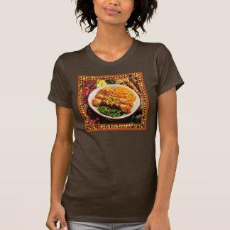 Camisa mexicana de la cena